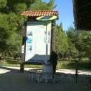 Solarna stabla u NP Krka