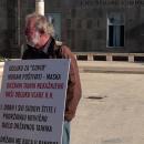 Prosvjed Zdravka Bagića